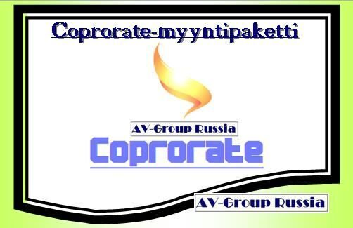 Corporate-myyntipaketti